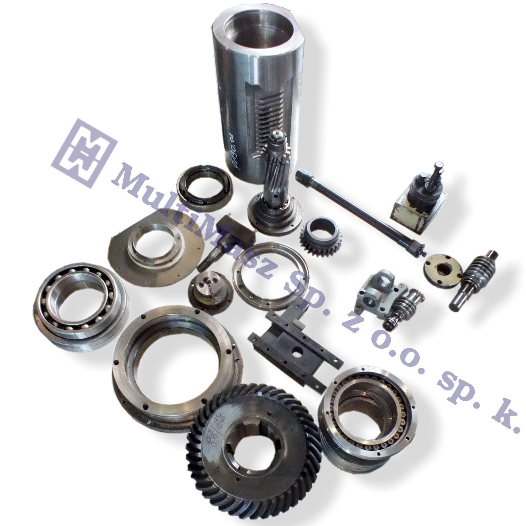 ersatzteile für metallfräsmaschinen
